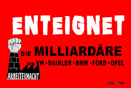 Enteignet die Milliardaere